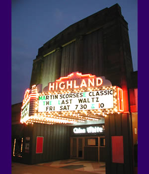 Highland Square Akron >> Virtual Akron - Highland Theater